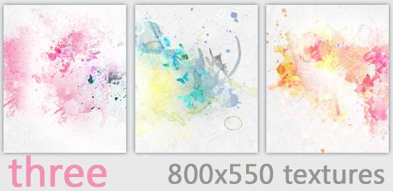 splat textures by snappedbeat