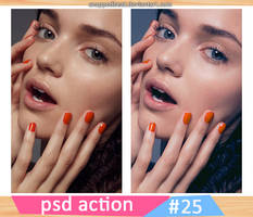 psd action 25