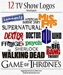TV Show Logos