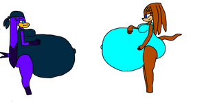 Request-Pregnant Wave and Tikal
