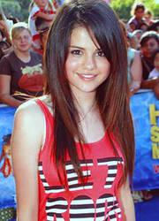 Selena Gomez PSD Coloring by hermyweasley