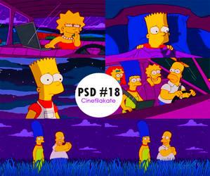 The Simpsons Coloring by hermyweasley