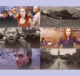 Harry potter 7 PSD Coloring by hermyweasley