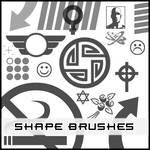 Shapes by idelhelbeg