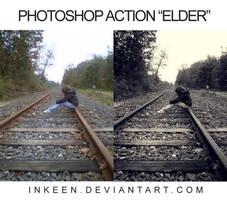 ELDER - PS Action no2 by inkeen