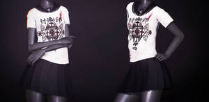MMD School Girl Uniform