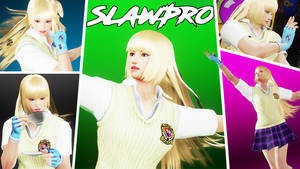 Lili's School Girl Kazama Cosplay (Lili Kazama) by SlawPro