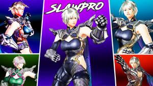 Leo's MasterRaven1p Cosplay by SlawPro