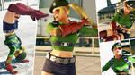 Lucky Chloe's Katarina Ranger Cosplay