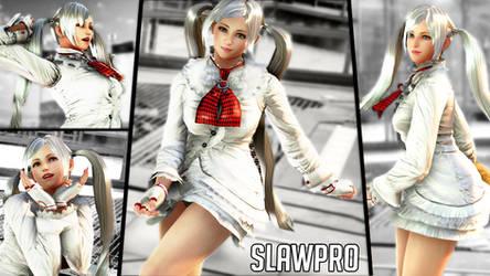 [TK7] Lucky Chloe's Lili T5 Cosplay (v1.2) by SlawPro