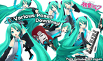 Various Poses DOWNLOAD by HelloStrobePants