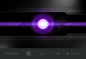 Injected Spectral Violet