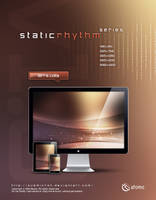 Static Rhythm Terra Cotta by submicron
