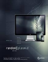 Random Plasmid Matter Grey by submicron