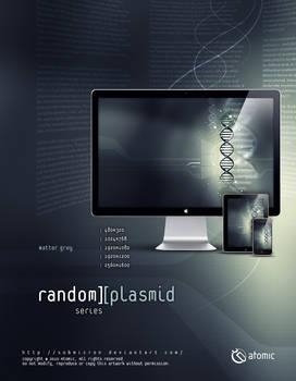Random Plasmid Matter Grey
