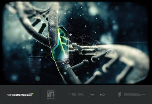 NanoSchematic InfraGreen