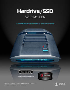 Hardrive Systems Icon