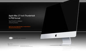 Apple iMac 27-inch Thunderbolt by submicron