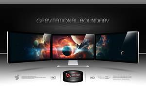 Gravitational Boundary