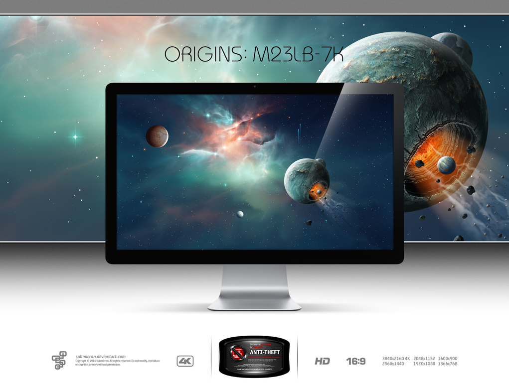 Origins M23LB-7K by submicron