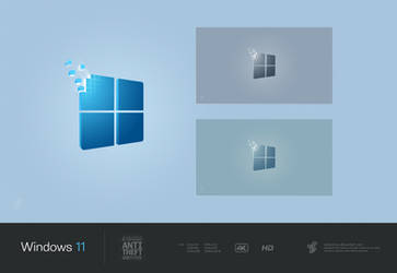 Windows 11 Light Blue Variant