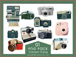 PNG PACK01 Camera 11 png by xichan0794