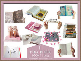 PNG PACK11 BOOK 11 png by xichan0794 by xichan0794
