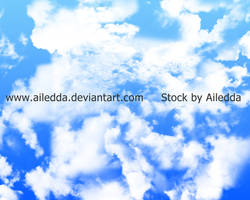 Clouds Pack 1 by Ailedda