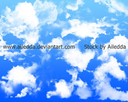 Clouds Pack 2 by Ailedda