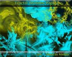 Fractal Brushes 2 by Ailedda by Ailedda
