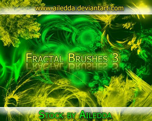 Fractal Brushes Pack 3