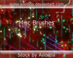 Misc Brushes by Ailedda