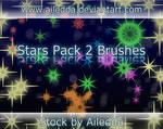 Star Brushes 2 by Ailedda