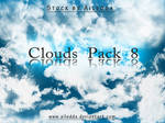 Clouds pack 8 by Ailedda