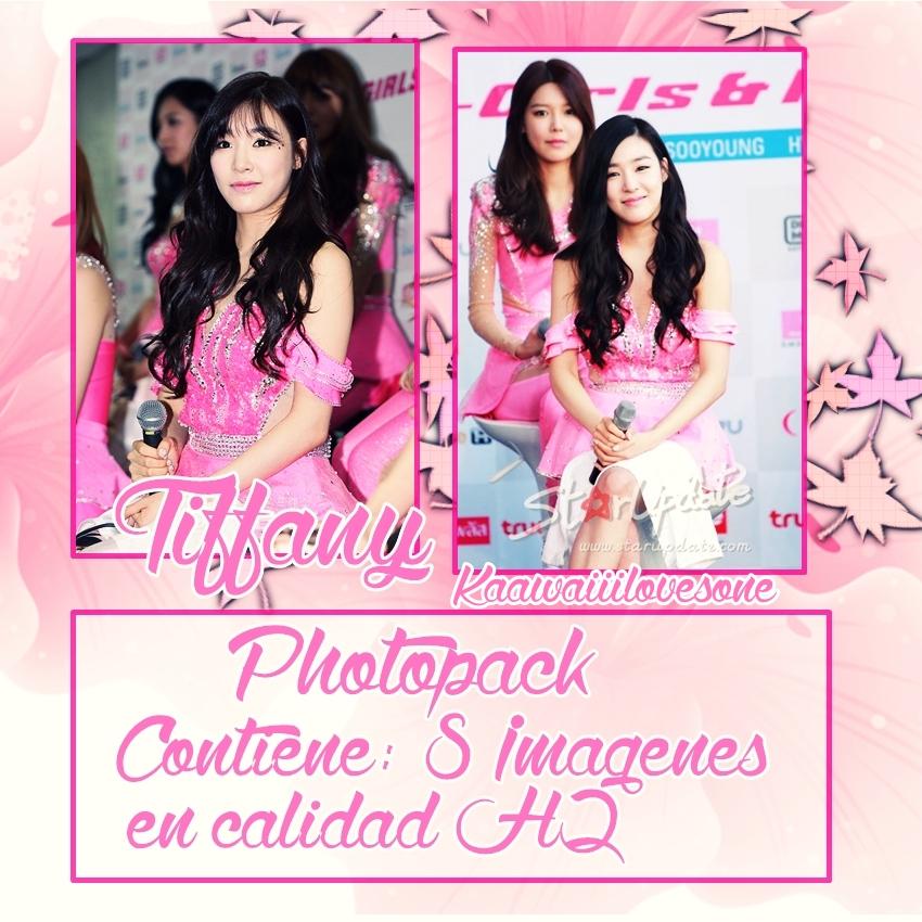 Tiffany Hwang-Photopack#3~ Kaawaiiilovesone by Kaawaiiilovesone