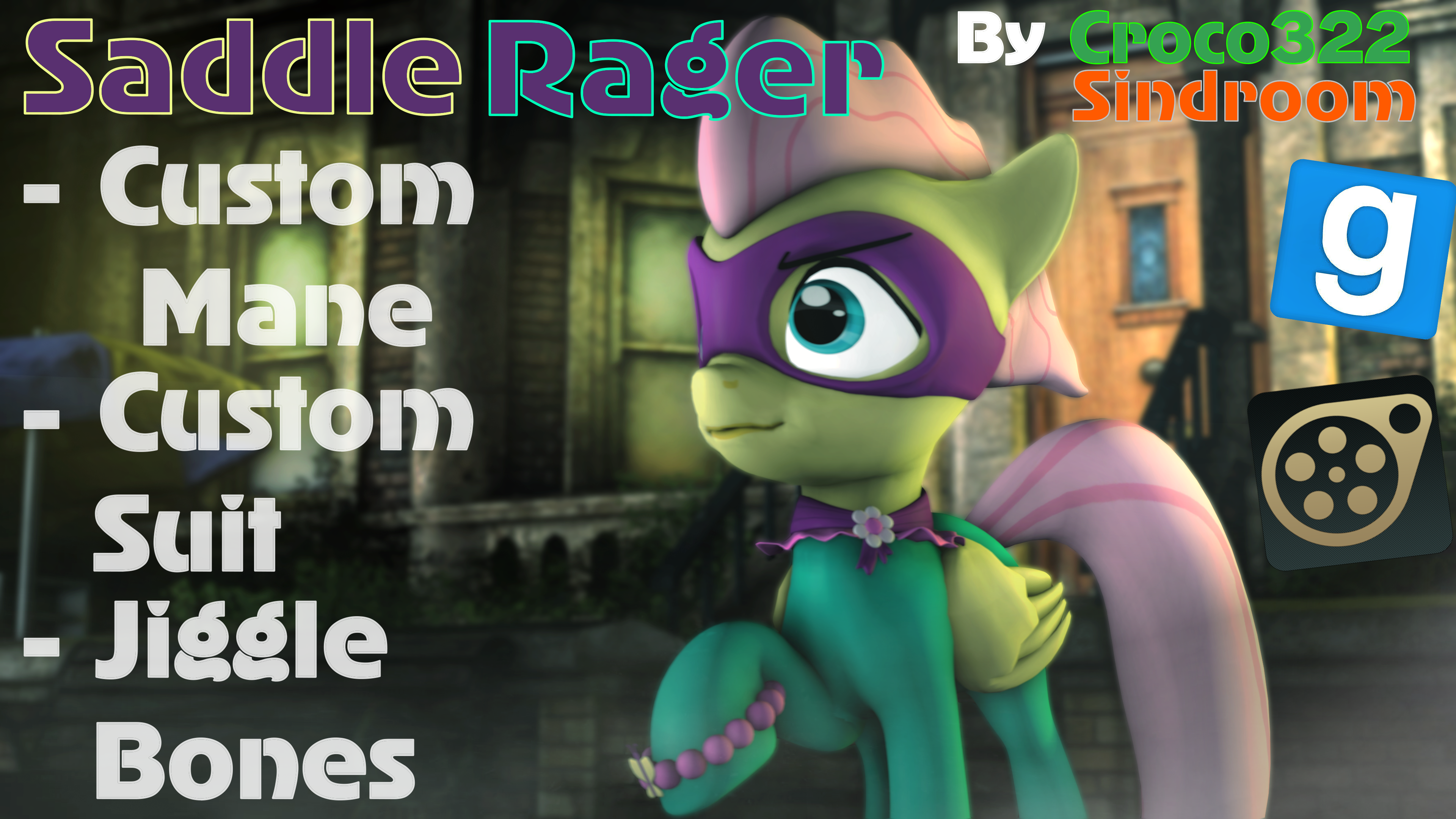 [DL] Saddle Rager model