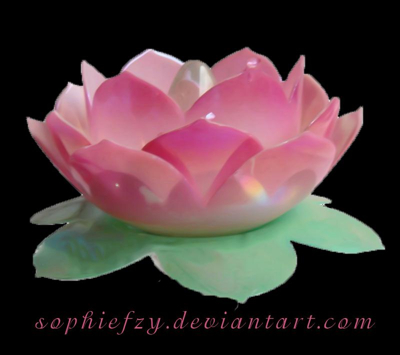 Lotus Flower Lamp By Sophie Y On Deviantart