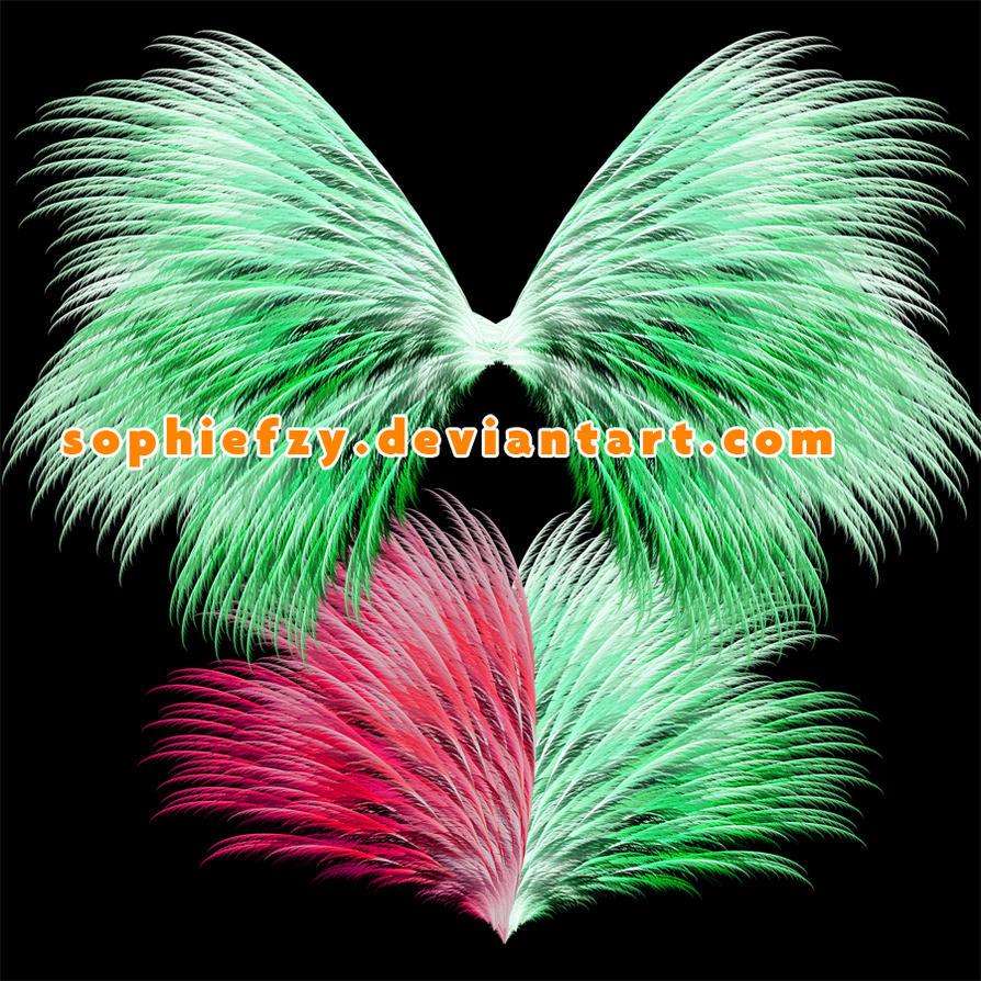 fractal wings 2 by Sophie-Y