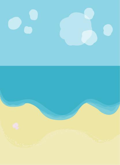 Sandy Beach by tabii2