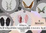 Wings PNG Pack
