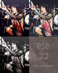Colouring PSD #22 by staceylaurenx