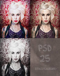 Colouring PSD #25 by staceylaurenx