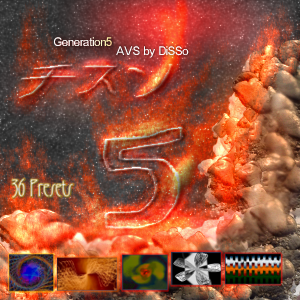 Generation5:Illusions AVS Pack by DiSSo