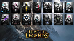 Icon Pack League of Legends