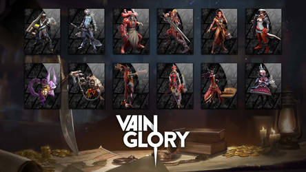 Icon Pack Vainglory