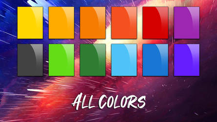 Icon Pack All Colors
