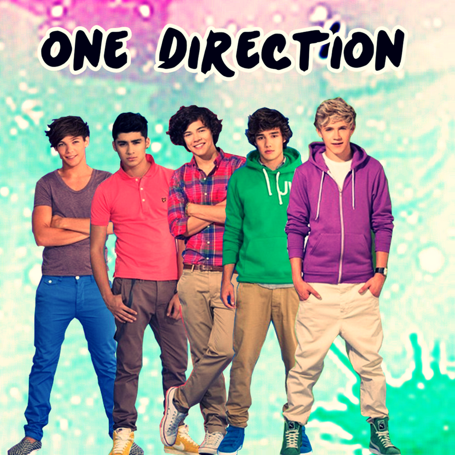 One Direction Wallpapers By Kika1133