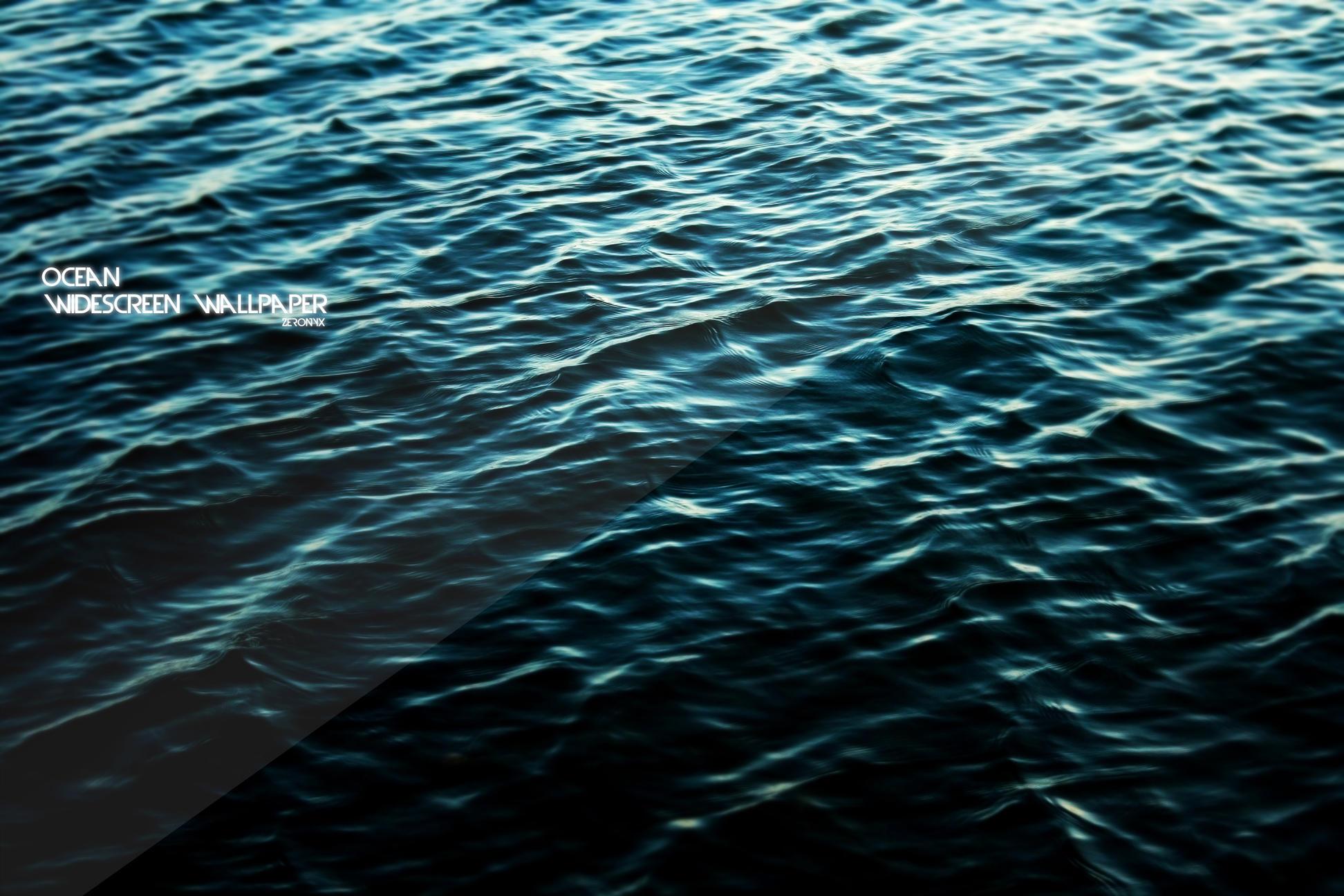 Ocean Wallpaper by zer0nyx