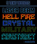5 Text Effects