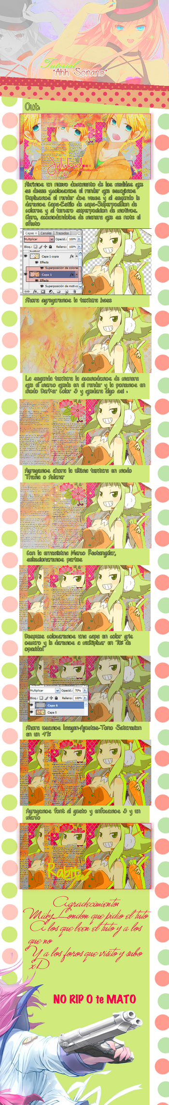 : Tutorial - Ahh Sonano : by sakura-chan-des